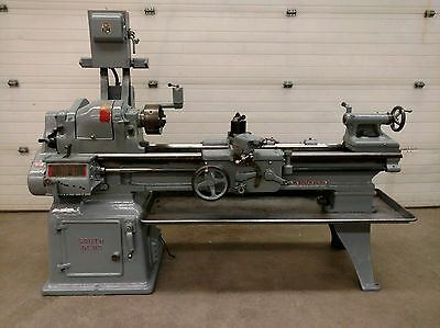 "SOUTH BEND 16"" TOOLROOM LATHE, CL8117D, 3 JAW CHUCK Price Reduced"