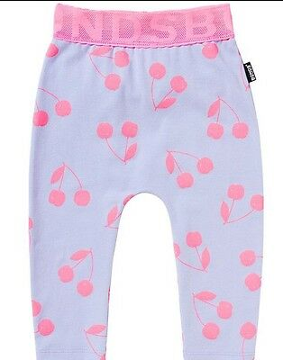 Bonds Baby Girl Cherry Leggings Size 2 NEW