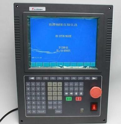 """Flame/Plasma Wireless Remote Cutting Controller System 10.4"""" LCD CNC SH-2300H"""