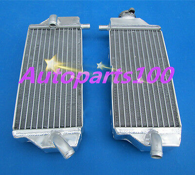 FOR YAMAHA YZF250 YZ250F 2010 2011 2012 2013 RACING Alliage Radiateur radiator