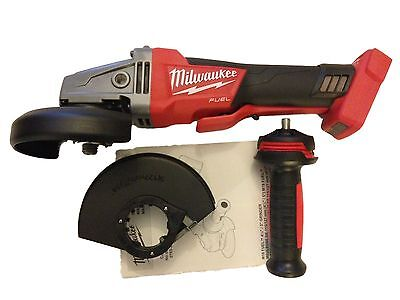 "NEW Genuine Milwaukee M18 Fuel 4-1/2"" / 5"" Braking Grinder 2783-20"