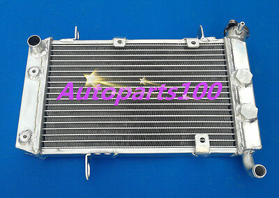 ALUMINUM Radiateur for SUZUKI LTZ400 KFX400 DVX400 2003-2008  04 05 06 07 08 ATV