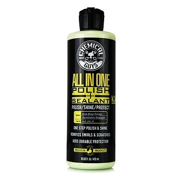 Chemical Guys GAP_106_16 - V4 All In One Polish + Shine + Sealant (16 oz)