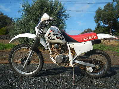 Honda Xr 200 1997 Starts And Runs Great Cheap Dirt Back @ $1990