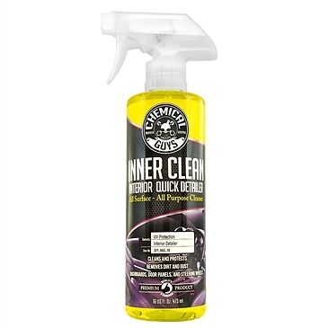 Chemical Guys SPI_663_16 - InnerClean Interior Quick Detailer & Protectant 16 oz