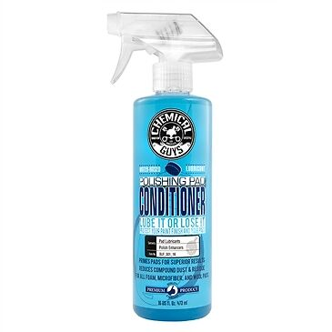 Chemical Guys BUF_301_16 Polishing and Buffing Pad Conditioner (16 oz) New