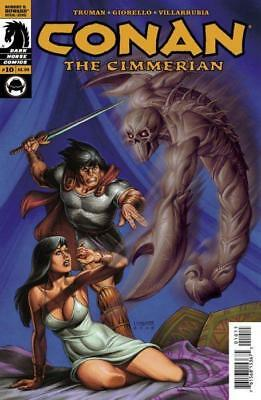 Conan the Cimmerian #10