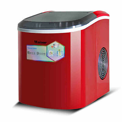Useful Automatic Ice Cube Maker Commercial & Household Ice Machine 220V