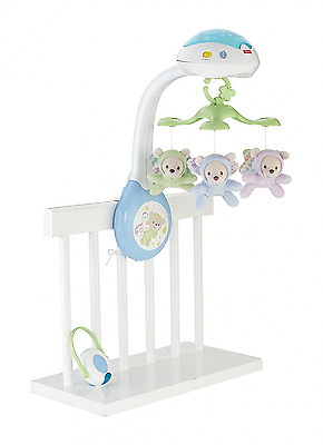 Fisher-Price Butterfly Dreams Projection Mobile Playset.