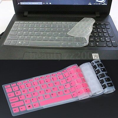 """TPU Silicone Notebook Keyboard Cover Protector For Lenovo Ideapad 510-15 15.6"""""""