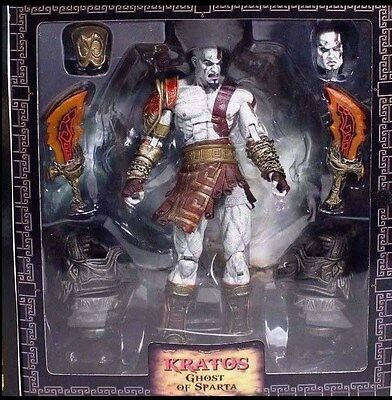 Neca God of War 3 Ultimate Kratos 7 inch Action Figure Collector Toy New