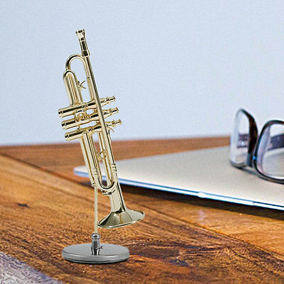 Mini Trumpet A Good Gift For Child Mini Trumpet Musical Instrument Model AU