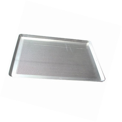 "Winco (ALXP-1318P) 13"" x 18"" Perforated Aluminum Sheet Pan, Half S"