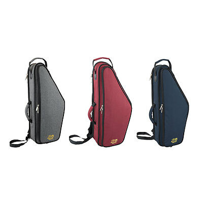 Tom & Will 36AS Series Alto Saxophone Sax Gig Bag in Various Colours