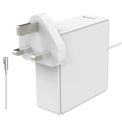 """60W  Power Adapter Charger For Apple Macbook Pro MagSafe 1 13"""" A1181 A1185"""