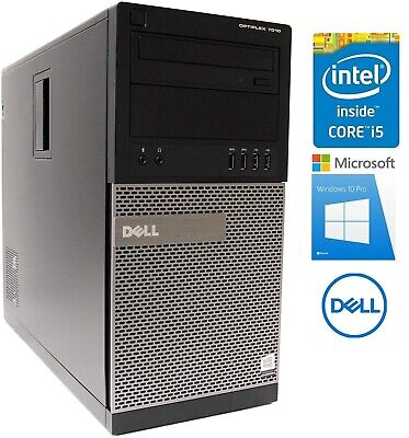 HP COMPAQ PC 6200 SFF Intel i5 4 x 3,3 GHz(Quad-Core) 500 GB HDD 8 GB Ram WIN10