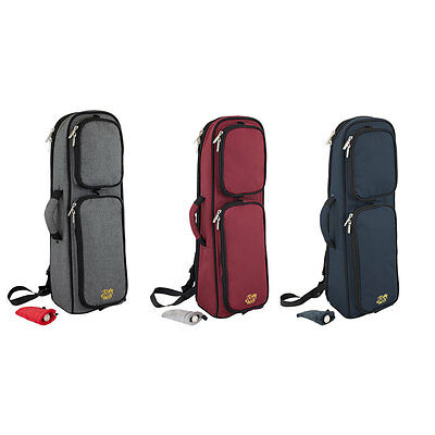 Tom & Will 26TP Series Trumpet Gig Bag in Various Colours