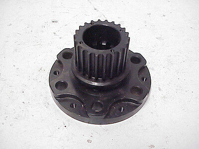 New Steel Drive Hub Coupler with HTD Pulley for Bert Transmission Brinn UMP R3