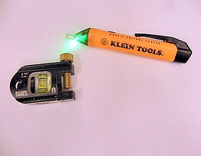Klein Tools 9317RE Accu-Bend Level and NCVT-1 Non-Contact Voltage Detector