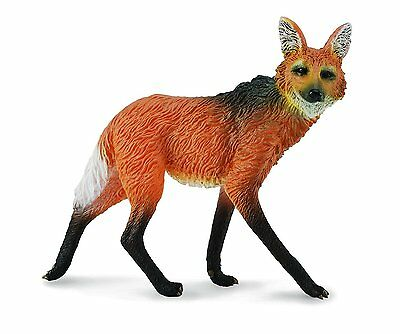 Collecta Animali Selvaggi Wild Life Maned Wolf 88595 Crisocione
