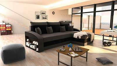 Brand new corner sofa bed Verona , Sleaping function, storage box, couch
