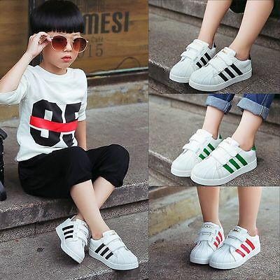 Kids Girl Children Gym Fashion Casual Sports Running Trainers Girls Boys Shoes