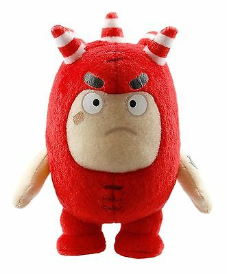 Oddbods Fuse Small Soft Toy New with tags One Animation Suitable from birth.