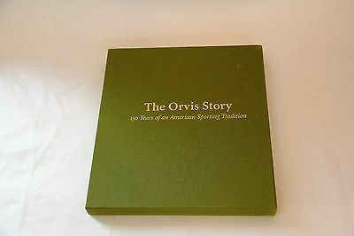 The Orvis Story Rare Hard To Find Fly Fishing Book #104/300 Autographed New