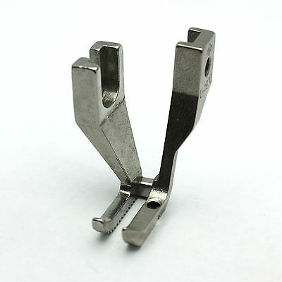 Left Toe Zipper Foot Set For Consew 205RB / Brother B797 Sewing Machine