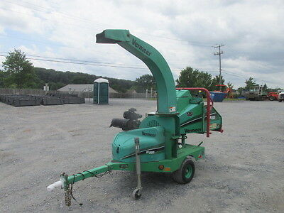 2011 Vermeer BC600XL Towable Chipper. Coming in Soon!
