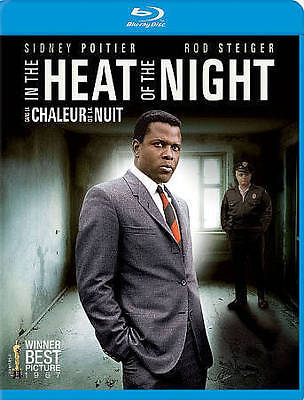 In the Heat of the Night (Blu-ray Disc, 2014) 1967 Sidney Poitier NEW SEALED