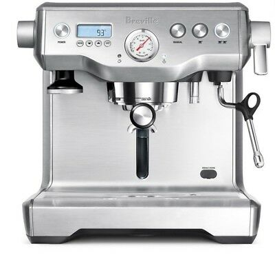 Breville BES920BSS the Dual Boiler™ Espresso Machine - RRP $1,699.95 - DUE OCT