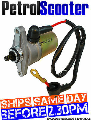 4T 50cc 49cc Electric Starter Motor Chinese Scooter Automatic GY6 139QMB 139QMA