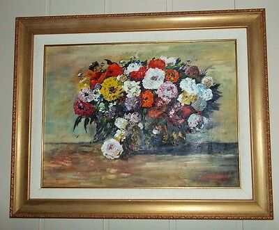 Painting by Jack Jackman , renowned Geelong  Potter & Artist