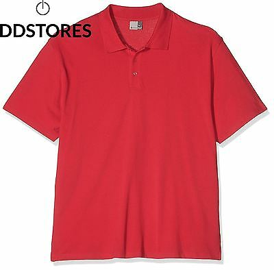 Promodoro 4001 4XL 3100 Chemise polo pour Homme Taille Rouge