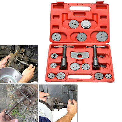Disc Brake Caliper Piston Pad Auto  Wind Back Hand Tool Kit BMW VW AUDI TOYOTA