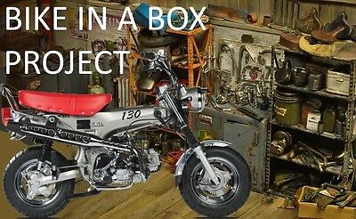 Skymax 50Cc Bike In A Box