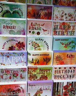 Amazing Offer! 240 Luxury  'twice As Nice Cards, Wrapped, 40 Designs.superb!