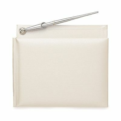 Wilton Traditional Guest Book and Guest Pen New