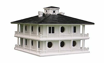 Home Bazaar Clubhouse Birdhouse for Purple Martins New