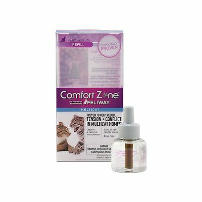 Comfort Zone Multicat Refill 1 Pack New