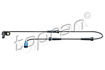 4X PEUGEOT 206 ABS WHEEL SPEED SENSOR REAR LEFT,RIGHT 98-14