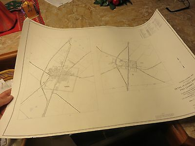 1989 Frio County Texas Map w/ Dilley & Pearsall State Dept of Hwys & Transport