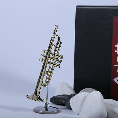 Mini Trumpet A Good Gift For Child Mini Trumpet Musical Instrument Model LN
