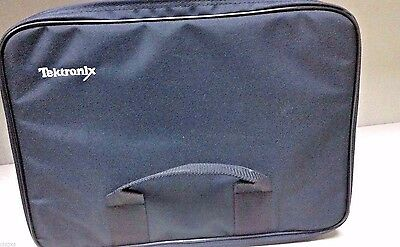 NEW In Box Tektronix Part #016-1775-00 SOFT TRANSPORTATION CARRYING CASE