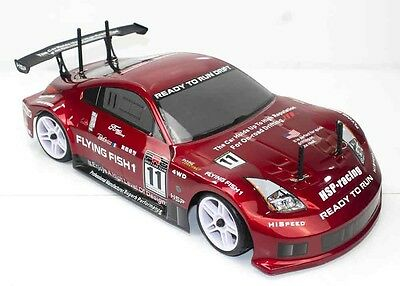 Coche Rc Xeme Pro Hsp Touring Skyline Ep Brushless Lipo 4Wd 2.4Ghz Hsp (Hsp94103