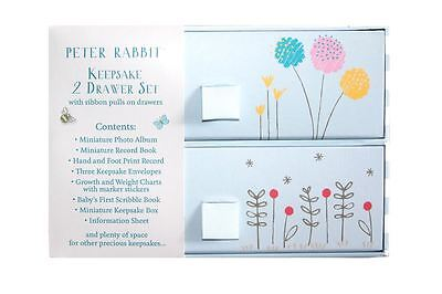 Peter Rabbit Adventures Keepsake Drawer Set