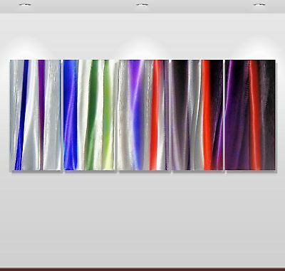Abstract painting Metal Modern sculpture fine Art Original Large Contemporary