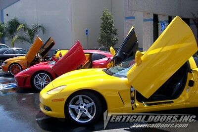 Vertical Doors - Universal Vertical Lambo Door Conversion Kit - VDCUK