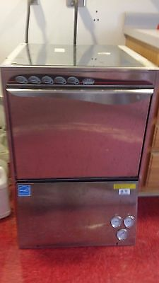 Used CMA UC50e Undercounter High Temperature Dishwasher Sterilizer EnergyStar
